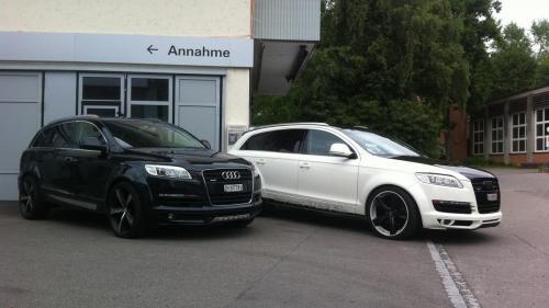 Audi Q7 ABT-Umbau
