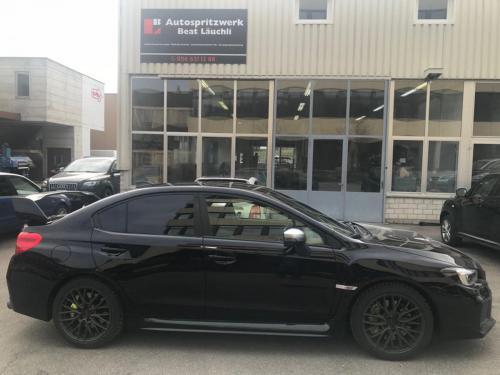 Subaru Impreza - Reparatur Seitenschaden